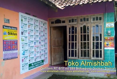 toko almishbah edit genitem rt 6 sidoagung godean sleman